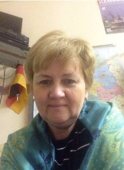 Profilbild von Galina Chernjavskaja