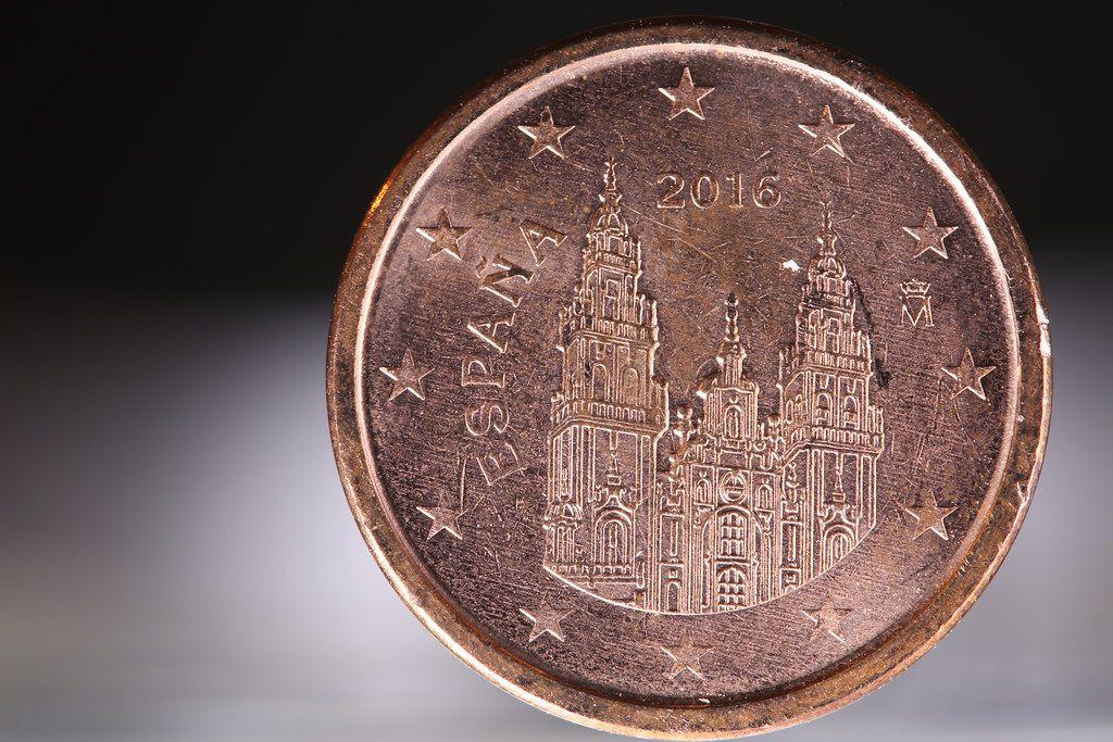 A coin.