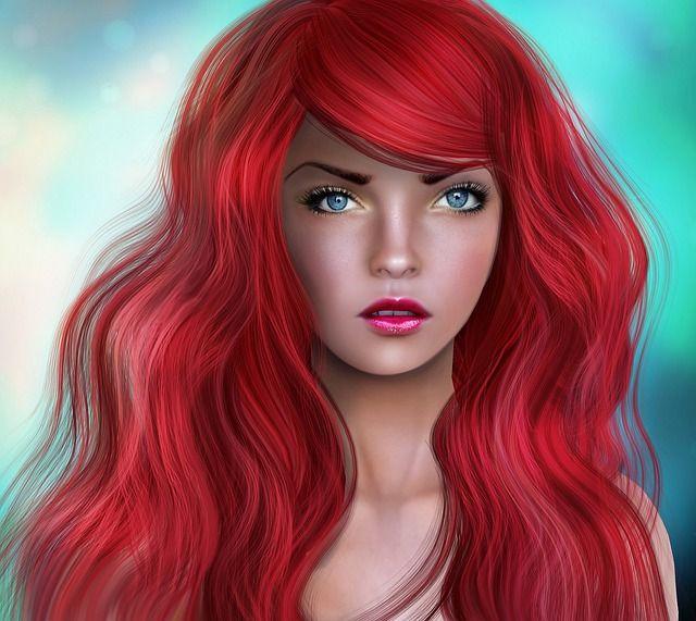 Avatar aus dem Spiel Second life