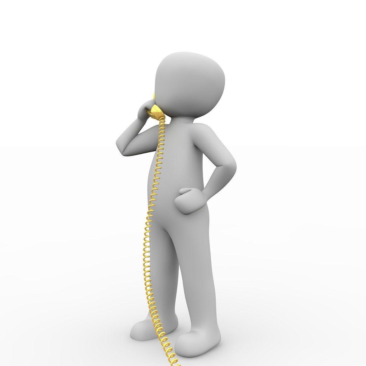 Comment se débrouiller au téléphone?