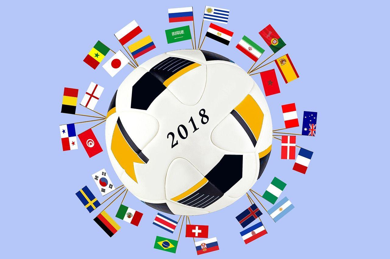 Fußball-WM 2018 Quelle pixabay