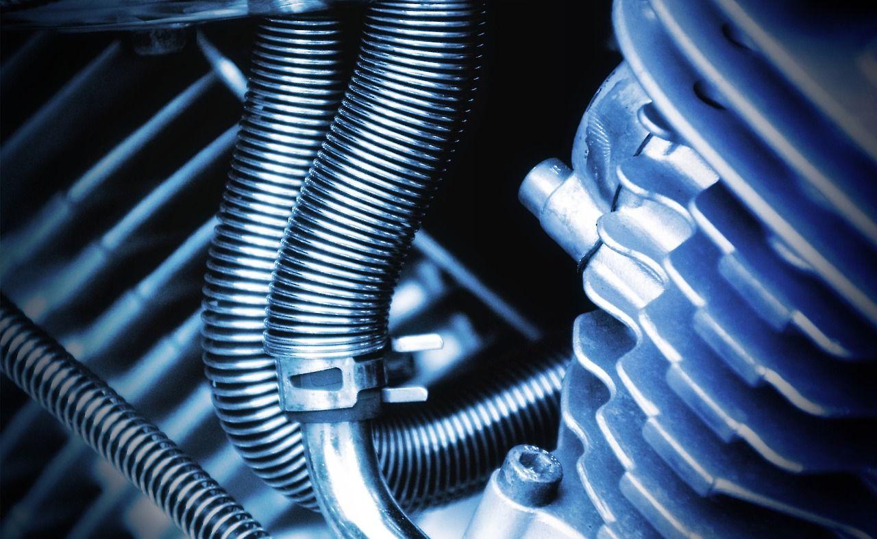 Kühlflüssigkeit bei Automotoren