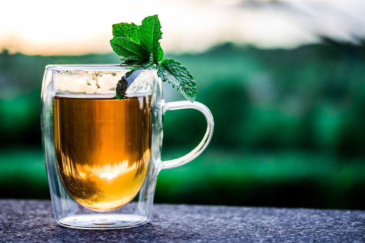 teetasse, tasse tee, tee