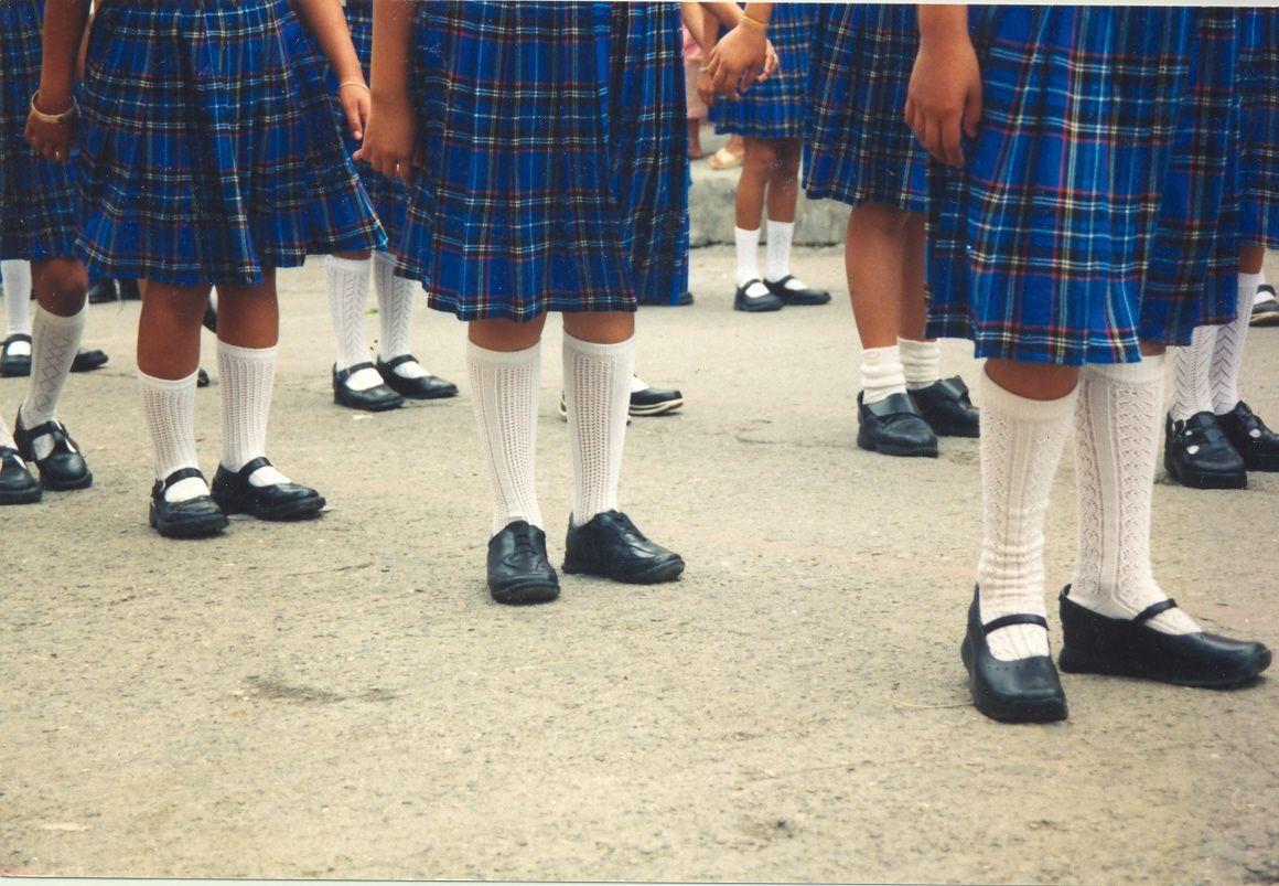 Schuluniformen in Mexiko