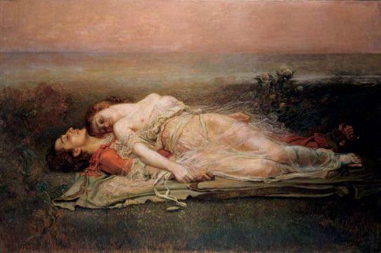 Rogelio de Egusquiza Tristan und Isolde