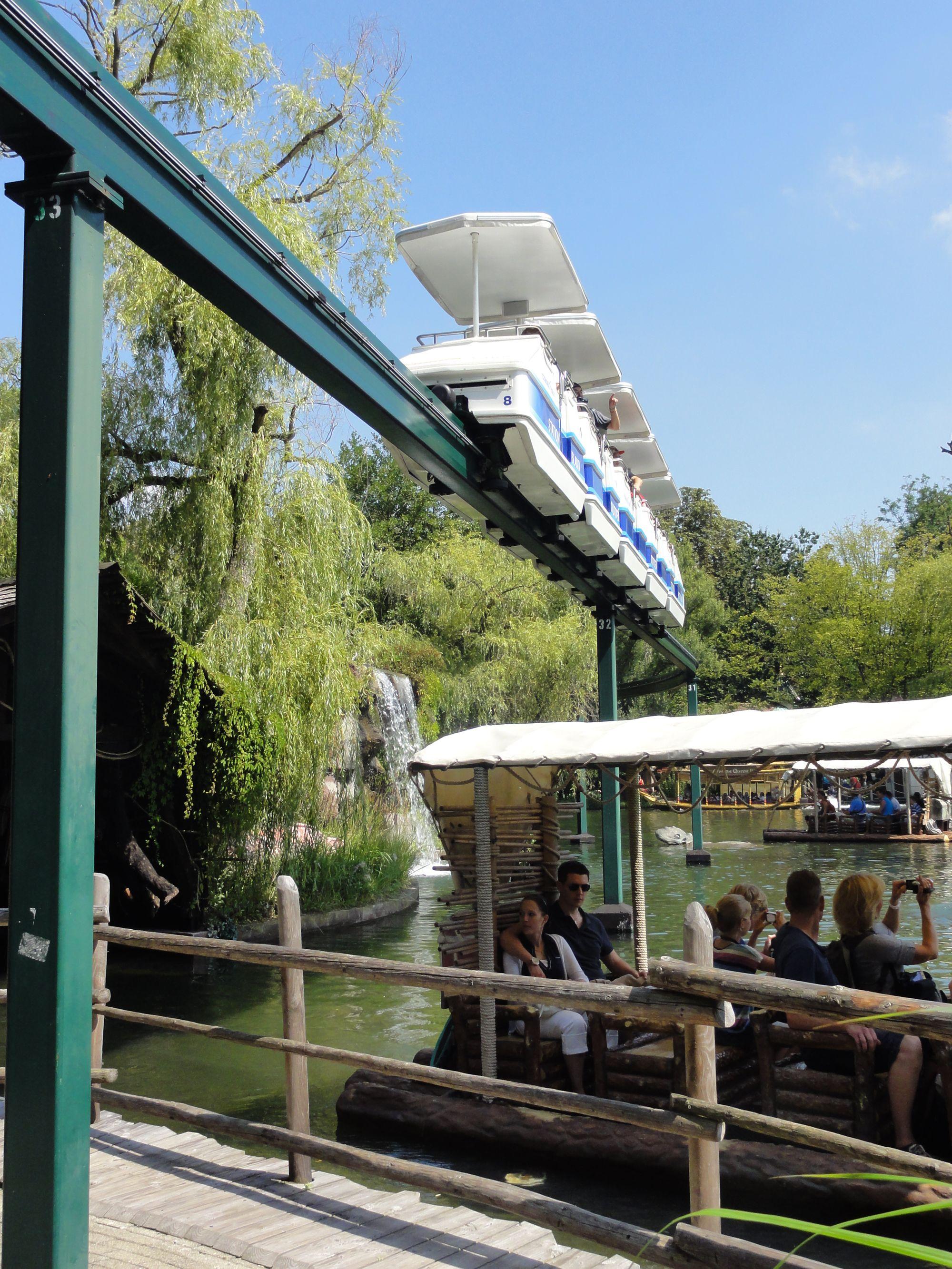 Europa-Park - Monorail-Bahn (14)