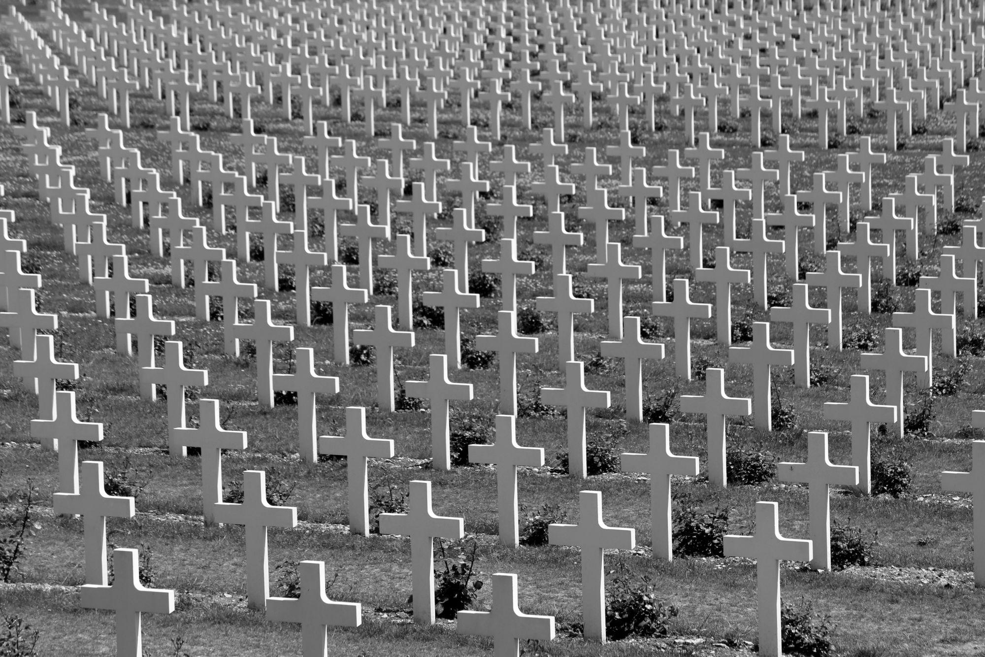 Verdun Friedhof