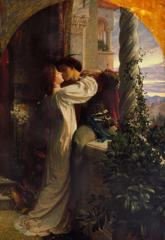 Dicksee: Romeo und Julia
