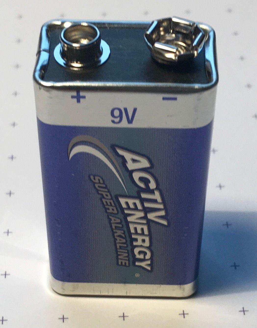 Blockbatterie