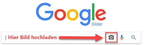 """Screenshot """"Google Bilder"""" - /Bilder überprüfen mit Google/"""